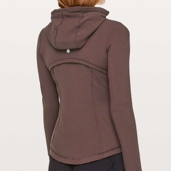 LULULEMON Brown Define Jacket -Size 6 (NWOT)